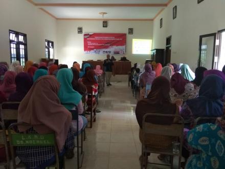 Pemberdayaan Perempuan Perdesaan dan Penguatan Demokrasi Desa; Pilar Kualitas Pemilu 2019 di Ngembel